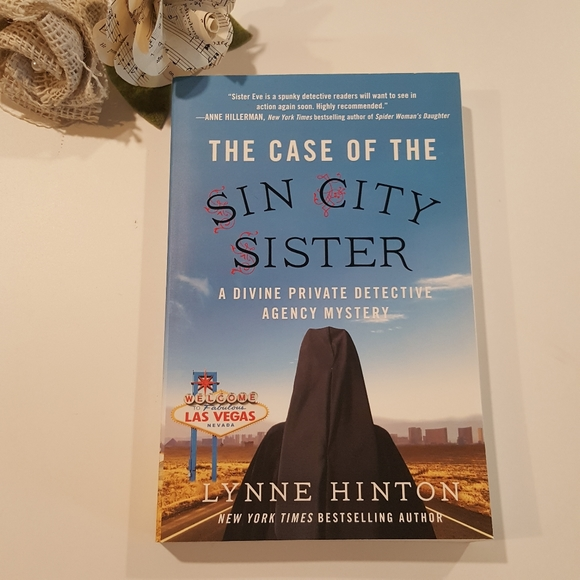 The Case Of The Sin City Sister Mystery Novel Book